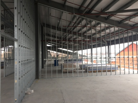 10. Ombler Williams Ltd Gallery: Cambria College internal frame 7